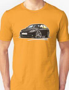 BMW 3-series (E90) Black Unisex T-Shirt