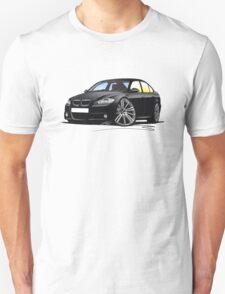 BMW 3-series (E90) Black T-Shirt