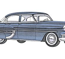 1953 Chevrolet by surgedesigns