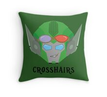 Bring the Heat - Crosshairs Throw Pillow