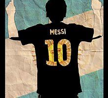 Messi by johnsalonika84