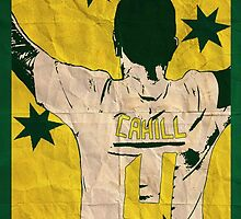 Cahill by johnsalonika84