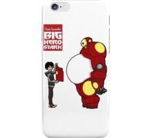 Big Hero Stark iPhone Case/Skin