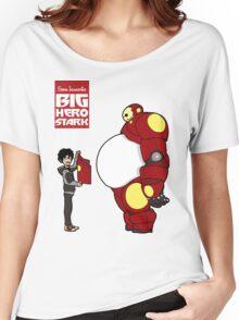 Big Hero Stark Women's Relaxed Fit T-Shirt