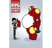 Big Hero Stark Photographic Print