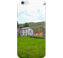 old abandoned Irish farmhouse iPhone Case/Skin