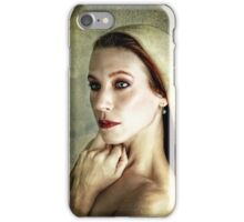 Golden Veiled iPhone Case/Skin