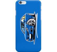 Vauxhall Vectra VXR Blue iPhone Case/Skin