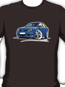 Vauxhall Vectra VXR Blue T-Shirt