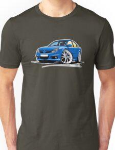Vauxhall Vectra VXR Blue Unisex T-Shirt