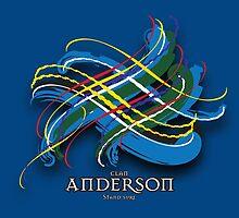 Anderson Tartan Twist by eyemac24
