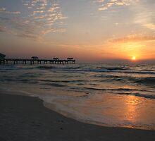 CLEARWATER BEACH, FLA. by BILL JOSEPH