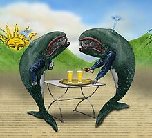 """Sapa"" Illustration Denis Dubois by Eric Tchijakoff"