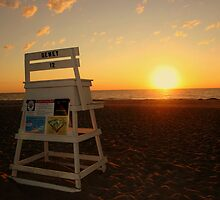SUNRISE , DEWEY BEACH , DEL by BILL JOSEPH