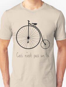 Dyke in bike T-Shirt