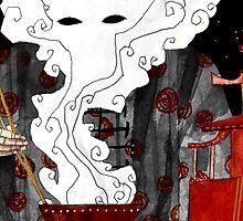 """""""Beijing"""" Illustration Tarmasz by Eric Tchijakoff"""