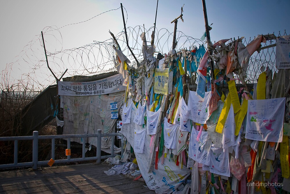 """Freedom Bridge"" - Korean DMZ by randmphotos"