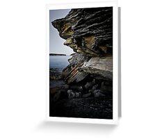 The Island, Balmoral Beach, Sydney, Australia Greeting Card