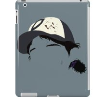 Telltale Games' The Walking Dead - Clementine Outline ver. 1 iPad Case/Skin