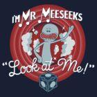 Merrie Mr. Meeseeks - shirt by lavalamp