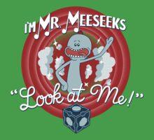 Merrie Mr. Meeseeks - shirt Baby Tee