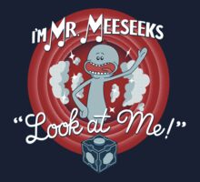 Merrie Mr. Meeseeks - shirt Kids Tee