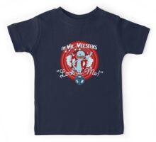 Merrie Mr. Meeseeks - shirt Kids Tee