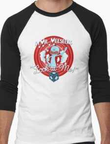 Merrie Mr. Meeseeks - shirt Men's Baseball ¾ T-Shirt