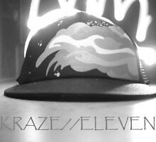 TRUCKER HAT... by krazeleven