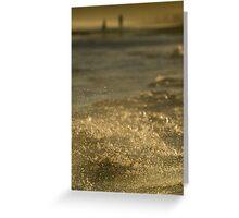 Afternoon Light East Coast Australia Greeting Card
