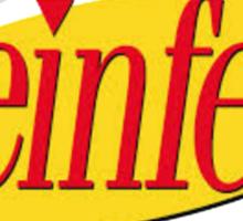 Seinfeld Logo Sticker
