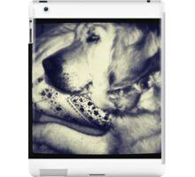 Sleeping day iPad Case/Skin