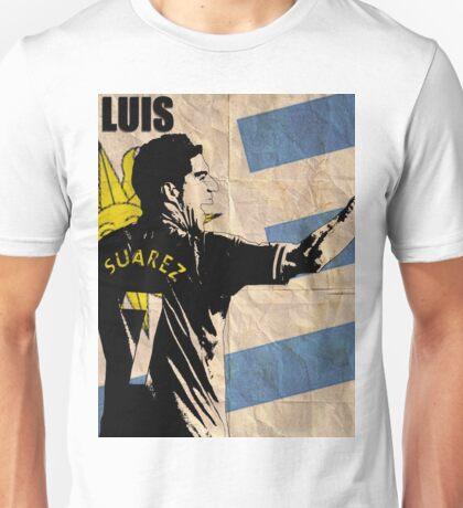 Suarez Unisex T-Shirt