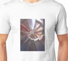 You Are The Space Where Past and Future Intersect Unisex T-Shirt