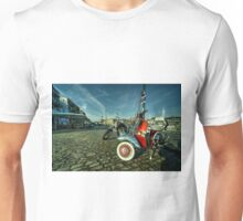 Barbican Scooter  Unisex T-Shirt