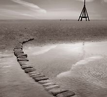 stepping stones by Jon Brayford