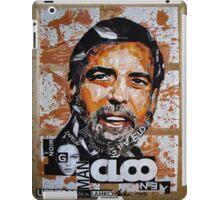 George Clooney iPad Case/Skin