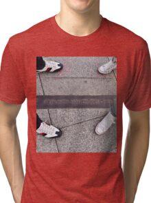 Berlin Wall 2014 Tri-blend T-Shirt