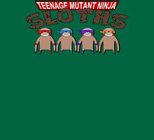 Teenage Mutant Ninja Sloths Unisex T-Shirt