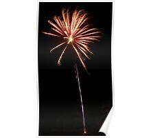 Carol's Fireworks @ Mount Barker Poster