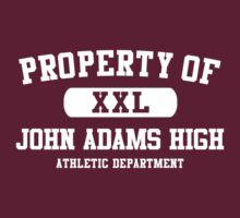 John Adams High Athletics - Light by trevorbrayall