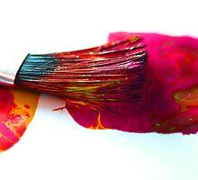 Paint brush by Terence J Sullivan