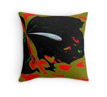 Expanding Space Throw Pillow
