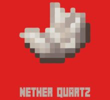 Nether Quarz - Minecraft Kids Clothes