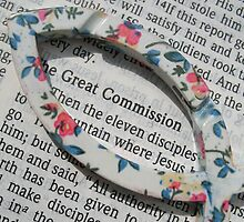The Great Commission by Peiling