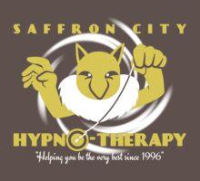 Saffron City Hypno-Therapy by merimeaux