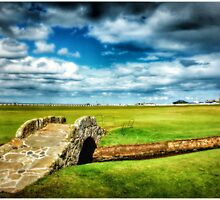 St Andrews Golf Course by MY Scotland