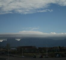 The Cloud That Ate The Organ Mountains by Cheyenne