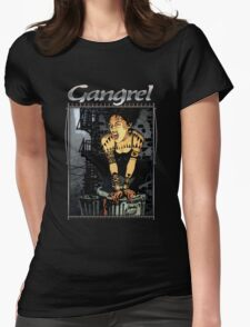 Masquerade Clan: Gangrel Revised Womens Fitted T-Shirt