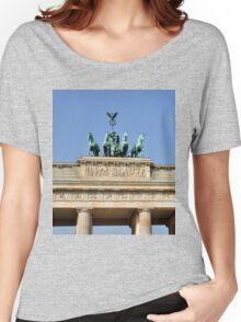 Brandemburg gate Women's Relaxed Fit T-Shirt